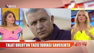 Talat Bulut'un taciz iddiası savcılıkta!