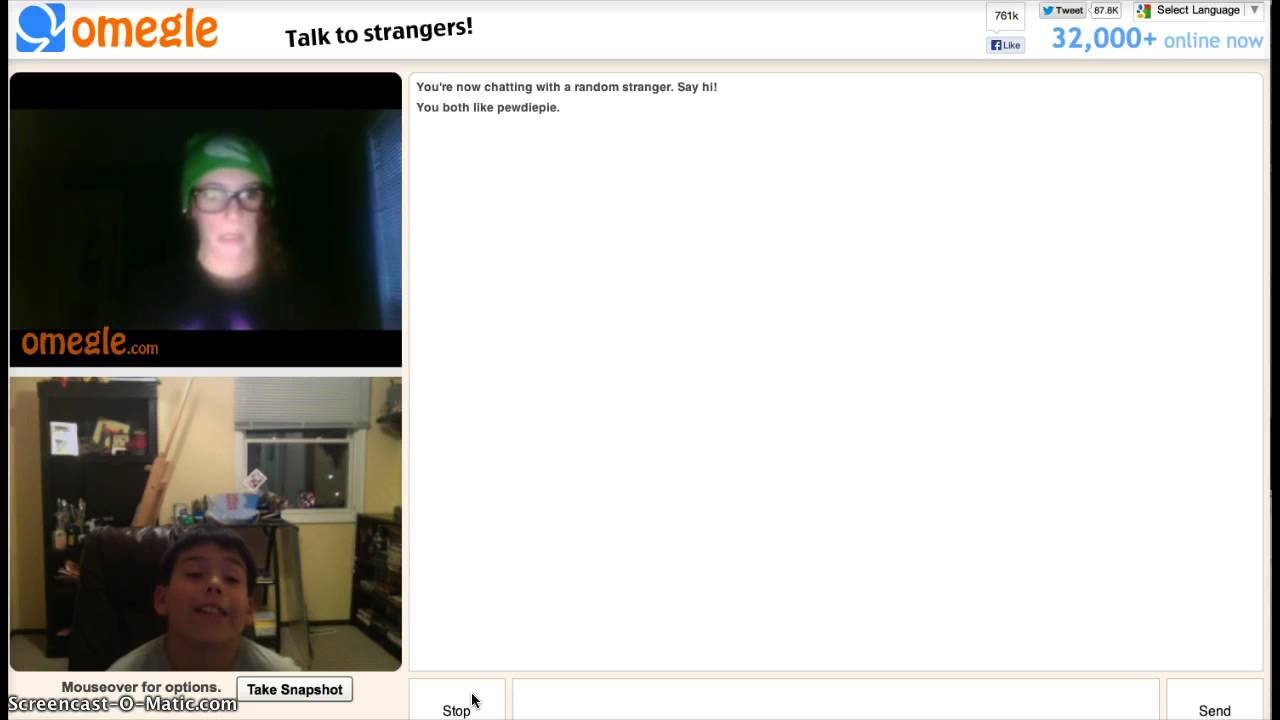 Talk To Stranger Girl Online Video