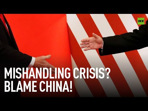 Old dog, old tricks | US uses Cold War tactics to pin blame for COVID-19 on China