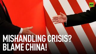 Old dog, old tricks   US uses Cold War tactics to pin blame for COVID-19 on China