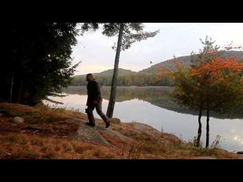 Adirondack Bushcraft - A Woodsman's Paradise - Axe, Saw, Knife, And Fire