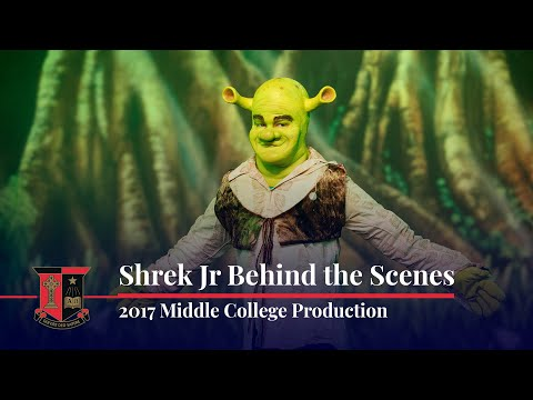 Shrek Jr | 2017 St Joseph's College, Gregory Terrace Middle School Musical | Behind The Scenes