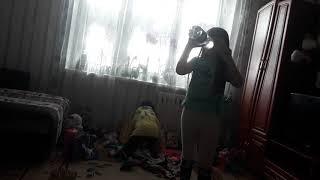 Аня Юля и незабудка