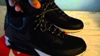 Nike Air Max 90 Sneakerboot (Overview 1)
