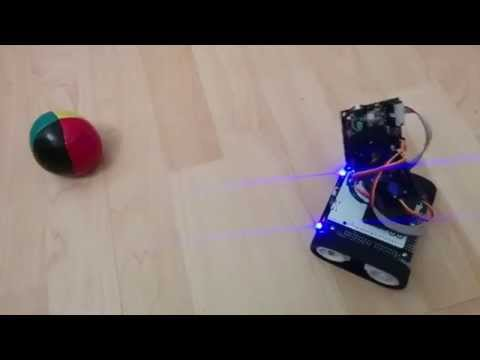 Give your projects machine vision with OpenMV Cam-DFRobot