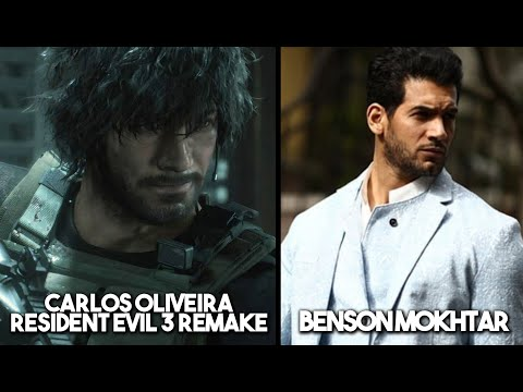 resident evil 3 carlos voice actor