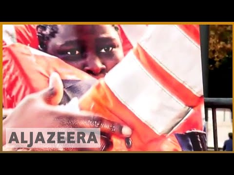 🇫🇷 Thousands rally in Paris to support migrant rescue ship Aquarius | Al Jazeera English