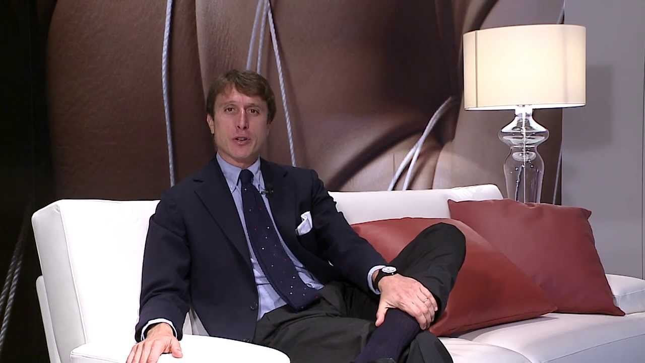 Poltrona Frau Montezemolo.Investor Day Intervista Matteo Cordero Di Montezemolo Vice Chairman Poltrona Frau Group
