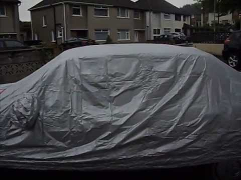 Wet car cover, item not as described from auto-acc on eBay