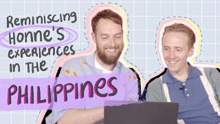 HONNE Reminiscing to Experiences in the Philippines