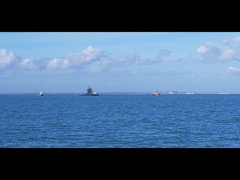 Episode 4 Submarine Encounter