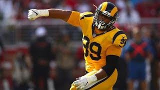 Every highlight from aaron donald's 2018-2019 nfl season!subscribe for more highlights!