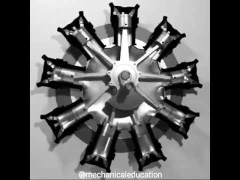 Multi cylinder animation
