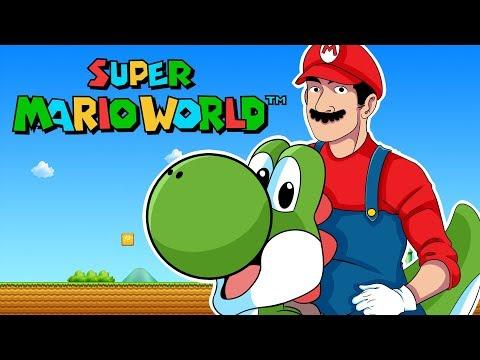 La verdad sobre Mario Bros | Super Mario World Ep. 1 |