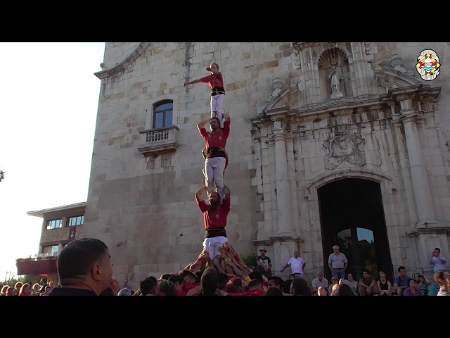 P5 Castellers Alt Maresme @ Tordera (25/08/2019)