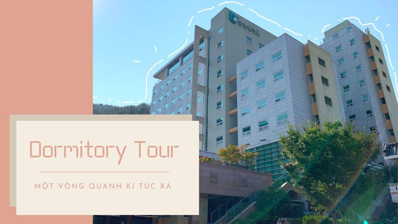 Một vòng quanh kí túc xá trường đại học Tongmyong   Dormitory Tour   Nhi Bảo   Just feeling my Hz!