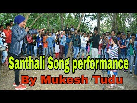 New Santhali video of Picnic at Maithon...