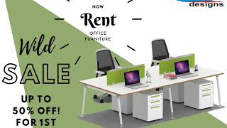 Rent Office Furniture In Pune And Mumbai