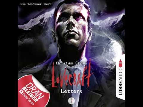 Lovecraft Letters (Lovecraft Letters 1) YouTube Hörbuch auf Deutsch