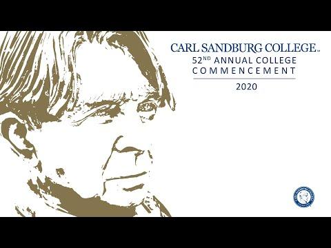 Carl Sandburg College 52nd Annual Commencement