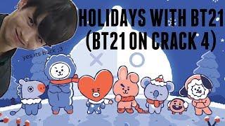 Holidays with BT21 BT21 On Crack 4