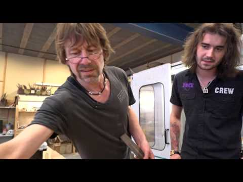 Patrick James Eggle Workshop Tour