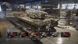 World of Tanks - die amerikanischen Panzer  / Livestream / PS4 / deutsch