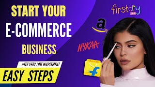 How to set up your Ecommerce Business in India [Step by Step Process]? Full Video Explained