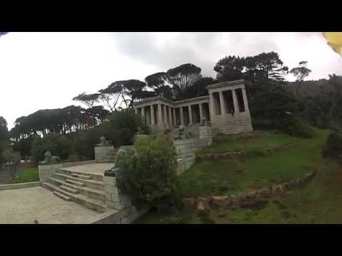 FPV South Africa,  Flying at Rhodes Memorial