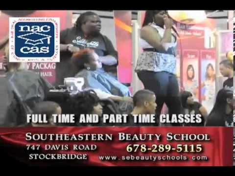 Top Beauty Schools in Atlanta - YouTube