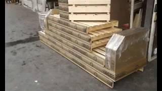 أشكال جديدة من السدادر الخشبية المنقوشة Salon marocain 2017