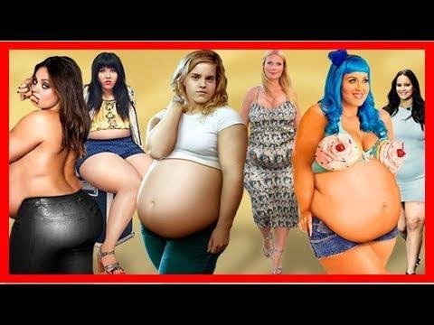 ¡Así lucirían las famosas si fueran gordas!