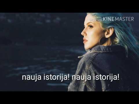 Monique-nauja istorija (lyric video)