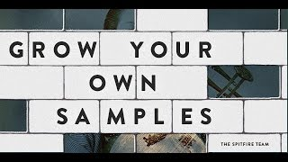 Grow Your Own Samples - How To Make A Sample Library