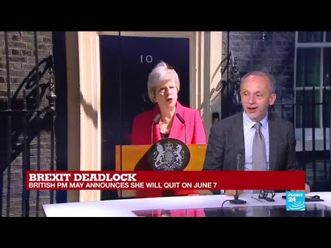 """May resigns: """"She doesn't want to go without leaving some kind of heritage behind"""""""