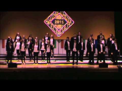 "HC Show Choir ""Soul Man"""