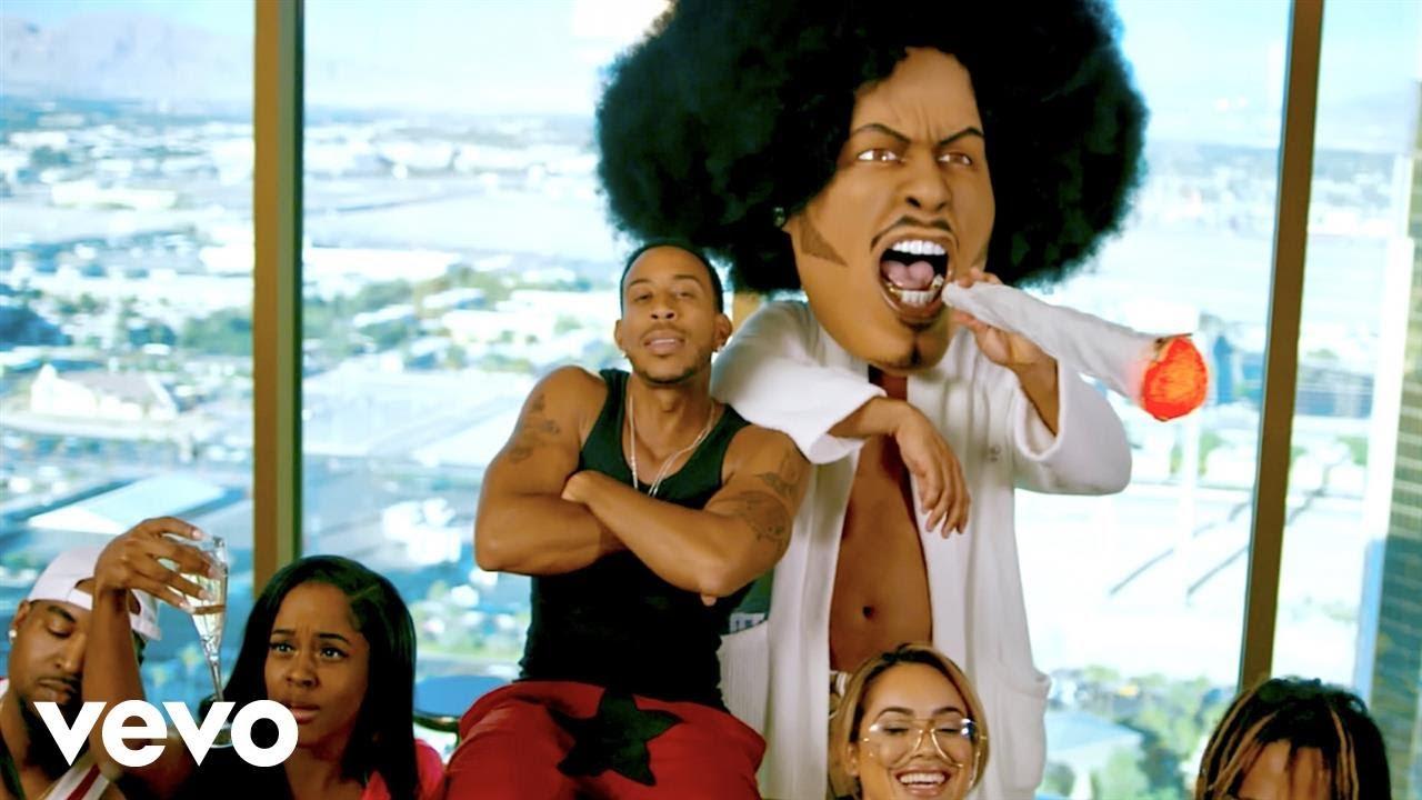Ludacris midget lyrics