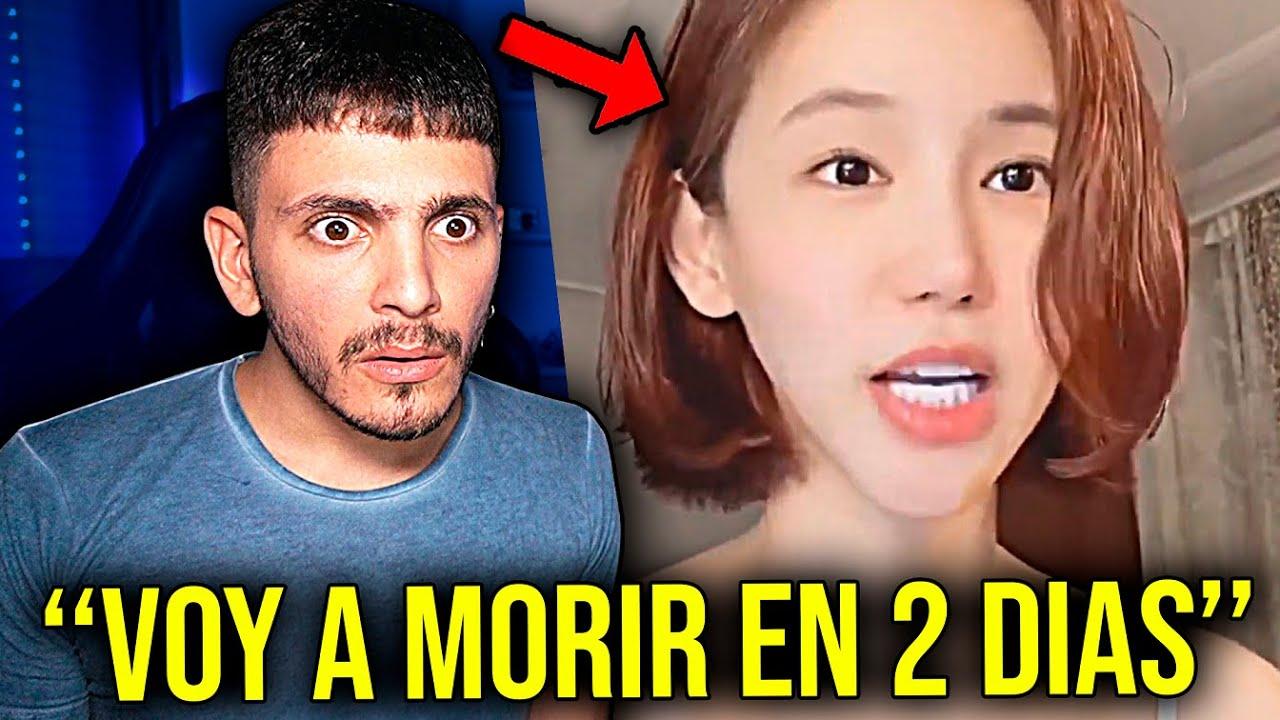 El caso de OH IN HYE | Subió un video DICIENDO que iba a M0RIR... 48 HORAS después MURI0