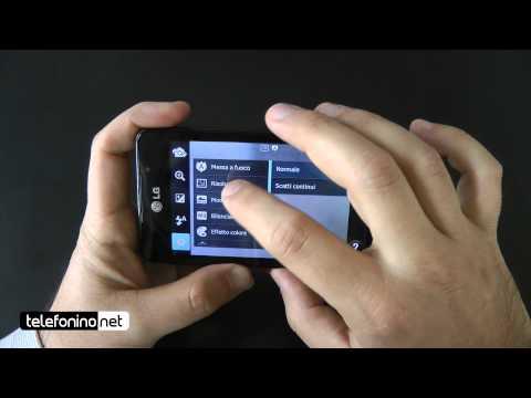 Lg Optimus 3D Max videoreview da Telefonino.net