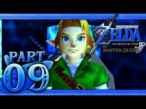 The Legend of Zelda: Ocarina of Time 3D (Master Quest) Part 9 - Hero of Time