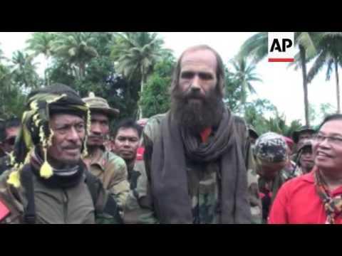 Abu Sayyaf militants free Norwegian hostage