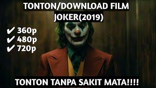 Gambar cover Terbaru!!!cara tonton/download film joker(2019) full movie,support full hd!!!