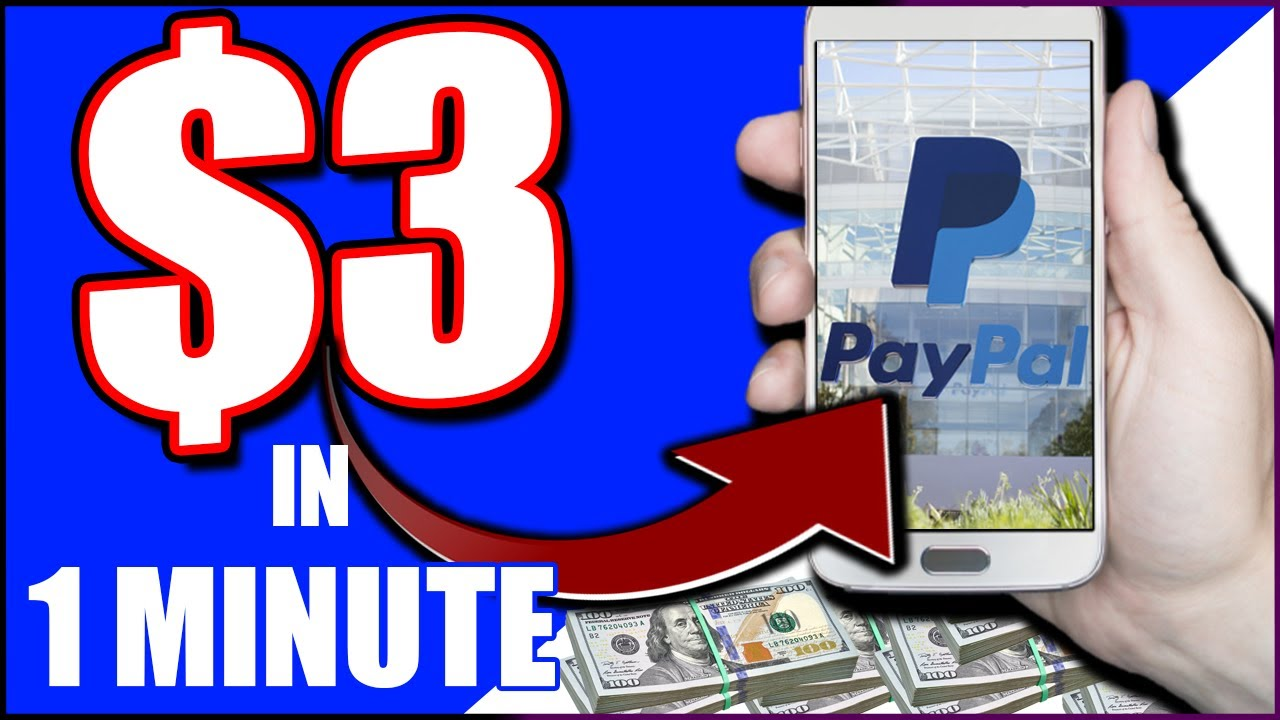 EARN $3 IN 1MINUTE WITH YOUR PHONE | Work From Home Remote Jobs 2020