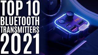Top 10: Best Bluetooth Car FM Transmitters of 2021 / Bluetooth Car Adapter / Wireless Radio Adapter