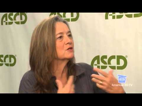 Dr Heidi Hayes-Jacobs at ASCD 2014