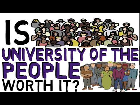 My Thoughts on The University of the People - Is it worth it? : UoPeople