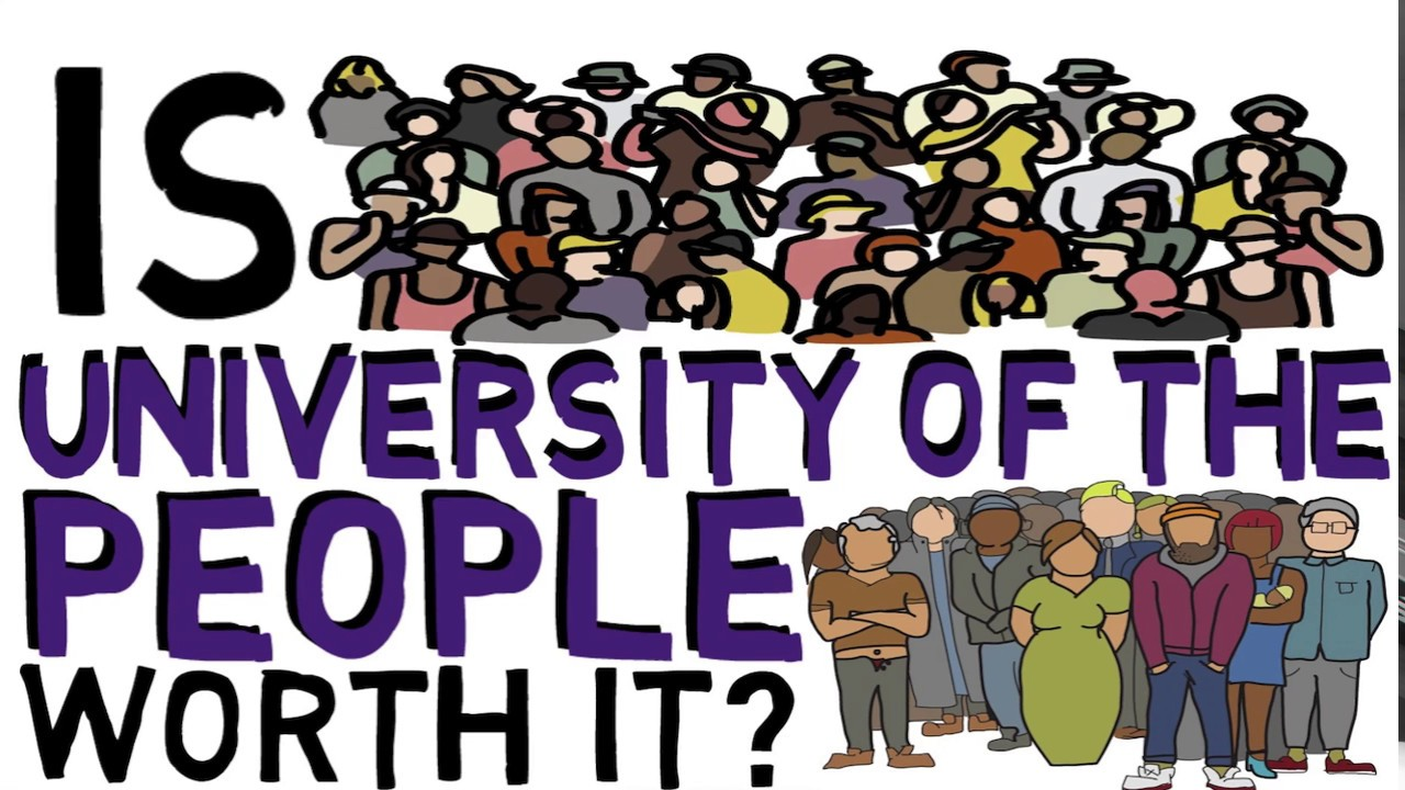 My Thoughts on The University of the People - Is it worth it?