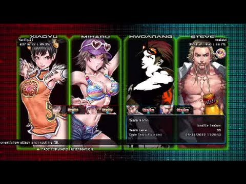 Tekken Tag Tournament 2 Yanflip21 Miharu X Xiaoyu Vs Matdol