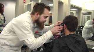 Cosmetology Program at Cape Fear Community College