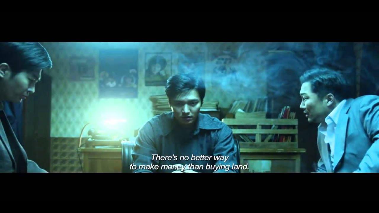 UNBELIEVABLE Gangnam Blues Movie Trailer w Lee Min Ho